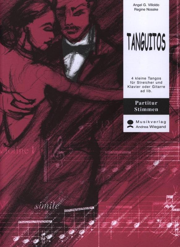 Tanguitos - Angel G. Villoldo - Partition - laflutedepan.com