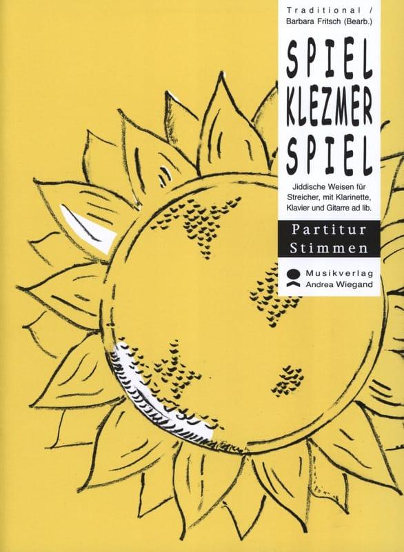 - Spiel, Klezmer, spiel - Partition - di-arezzo.co.uk