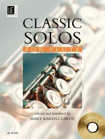 Classic Solos For Flute - Partition - laflutedepan.com