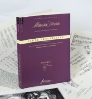 - Methods and Treaties - Volume 1 - Flute France 1800-1860 - Partition - di-arezzo.co.uk