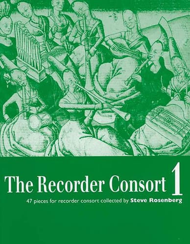 Steve Rosenberg - The Recorder Consort Volume 1 - Partition - di-arezzo.es