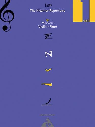 Mike Curtis - The Klezmer Repertoire Volume 1 - Partition - di-arezzo.fr