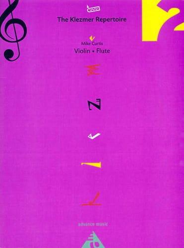 The Klezmer Repertoire Vol.2 - Mike Curtis - laflutedepan.com