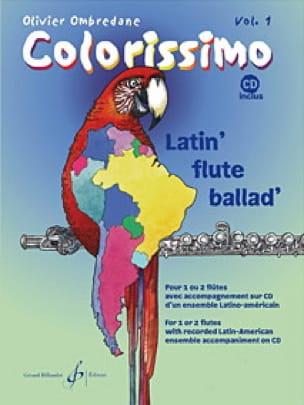 Olivier Ombredane - Colorissimo - Volume 1 - Partition - di-arezzo.co.uk