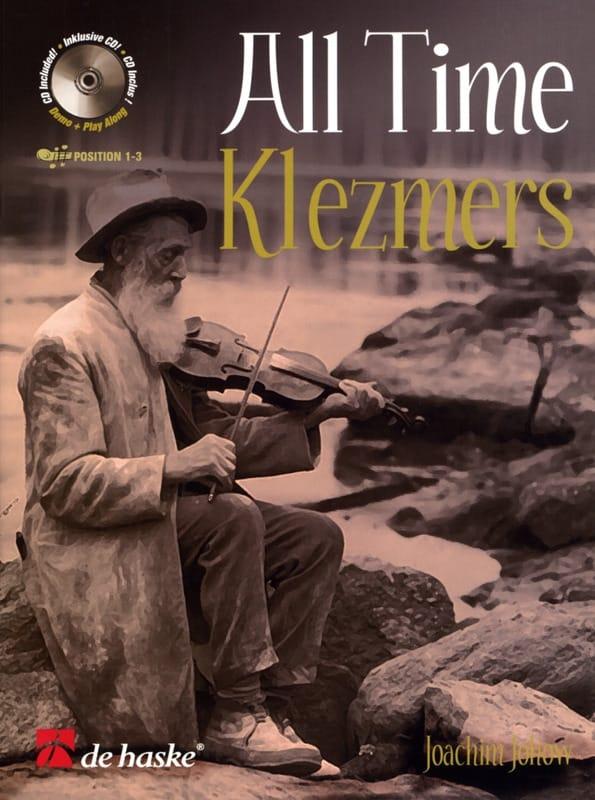 Joachim Johow - All time Klezmer - Violin - Partition - di-arezzo.co.uk