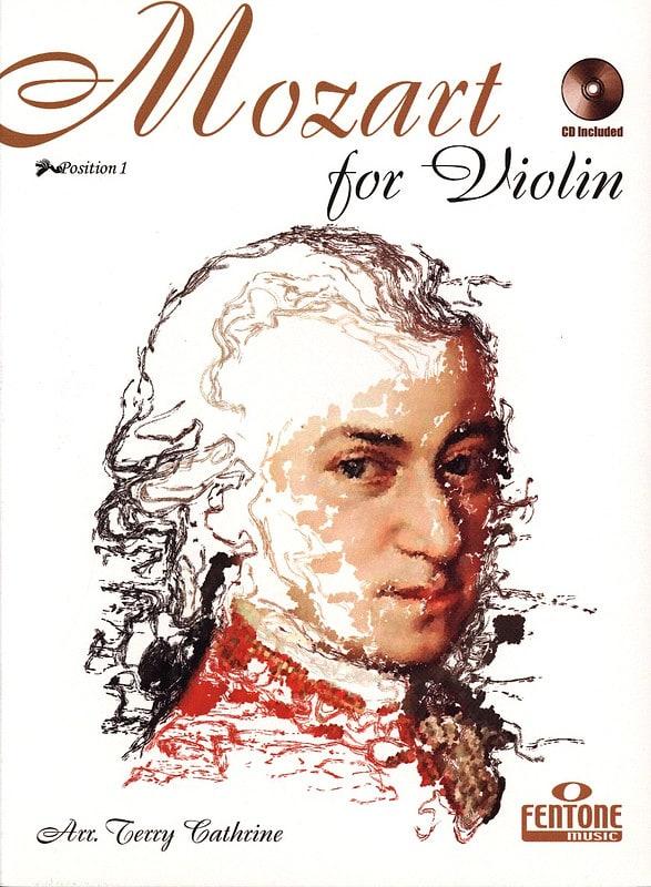 Mozart for Violon - MOZART - Partition - Violon - laflutedepan.com