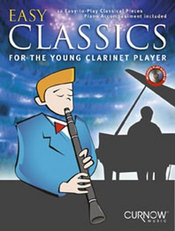 Easy Classics for the Young Clarinet Player - laflutedepan.com