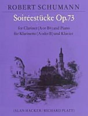 SCHUMANN - Soiréestücke Op.73 - Partition - di-arezzo.com