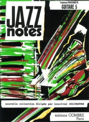 Jazz Notes - Volume 5 - Guitare - laflutedepan.com