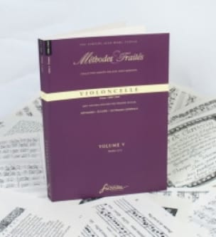 - Cello Methods and Treaties Vol.5 - France 1800-1860 - Partition - di-arezzo.co.uk