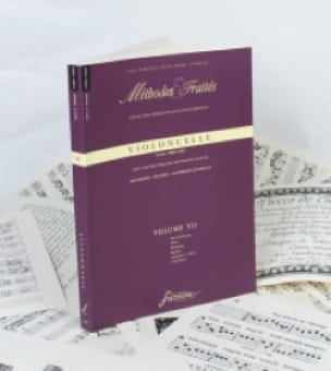 - Cello Methods and Treaties Vol.7 - France 1800-1860 - Partition - di-arezzo.co.uk