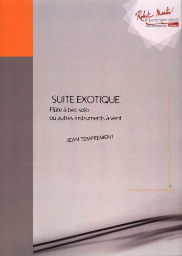 Suite Exotique - Fl. A Bec Soprano - laflutedepan.com