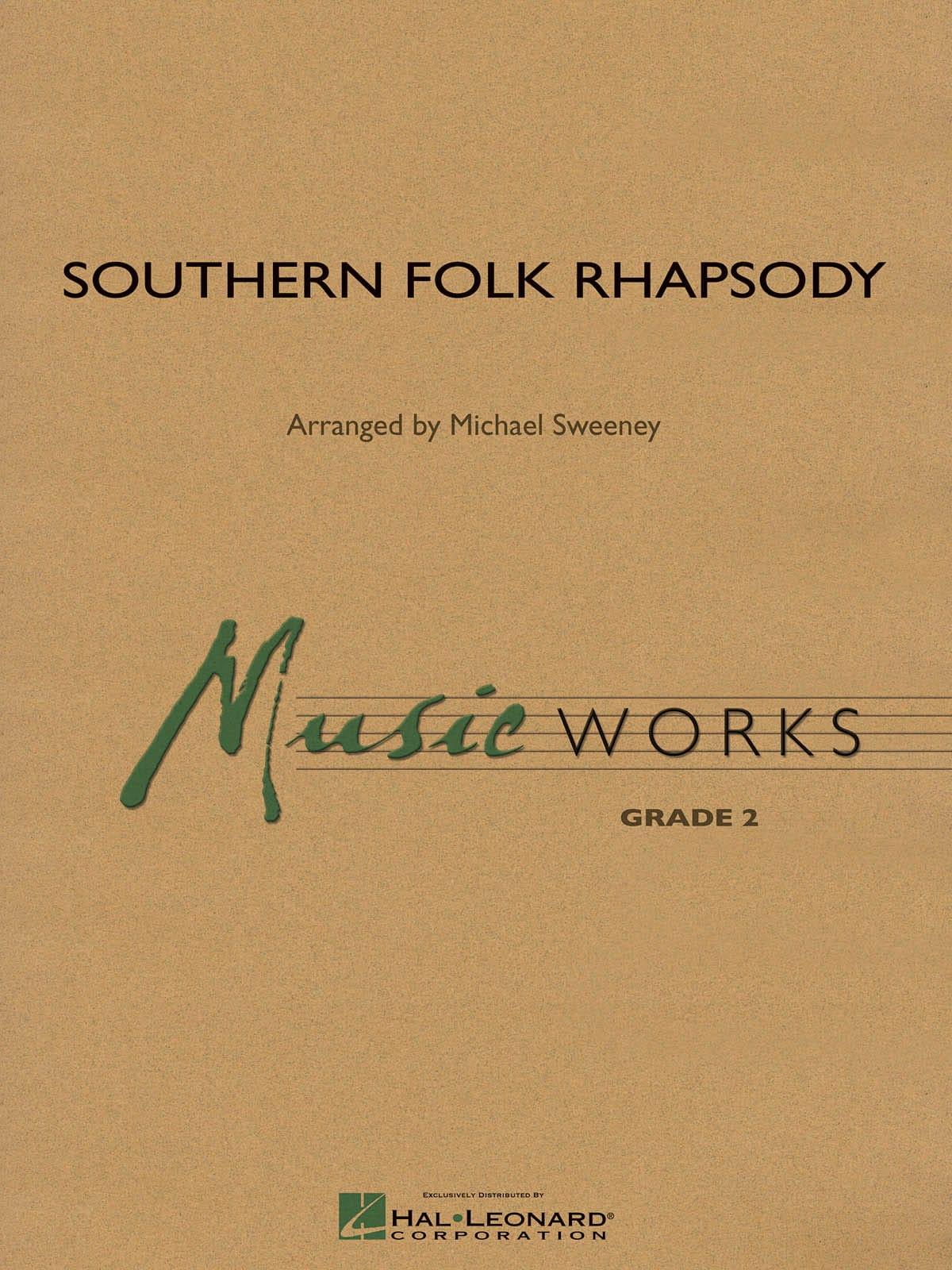 Southern Folk Rhapsody - Michael Sweeney - laflutedepan.com