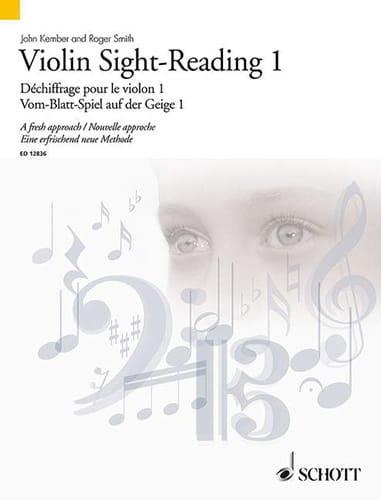 Kember John / Smith Roger - Violin Sight-Reading Volume 1 - Partition - di-arezzo.com