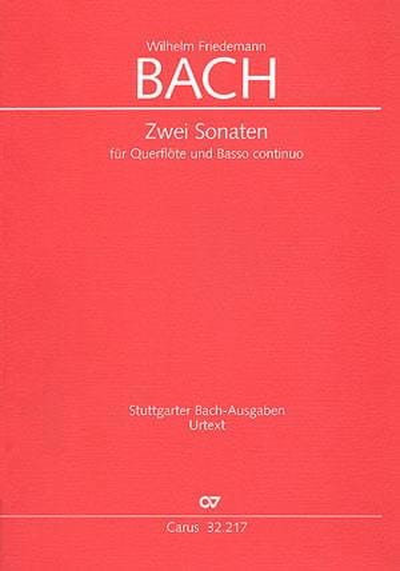 2 Sonaten in e-moll und F-Dur - laflutedepan.com