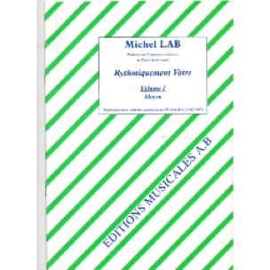 Michel Lab - Rhythmically yours - Volume 1 - Partition - di-arezzo.com