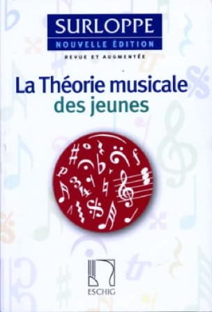 Marguerite Surloppe - The Musical Theory of Youth - Partition - di-arezzo.com
