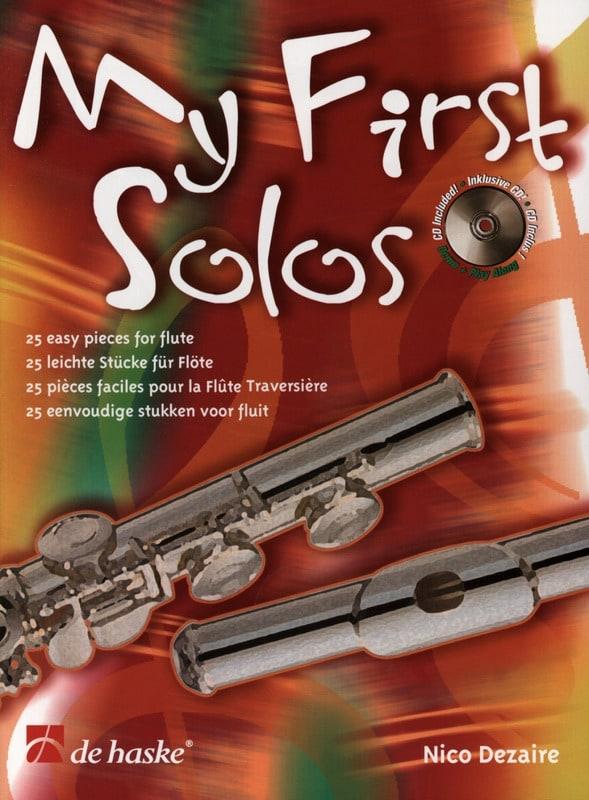 My first solos - Flute - Nico Dezaire - Partition - laflutedepan.com