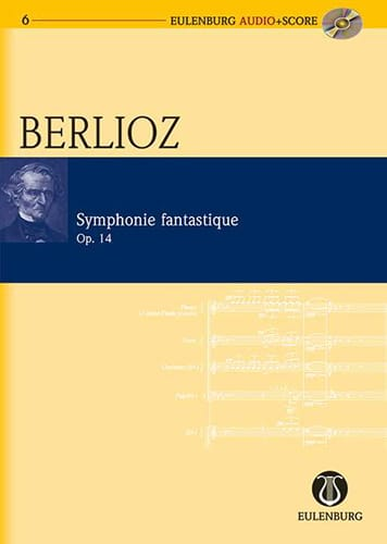 BERLIOZ - Symphony Fantasy Opus 14 - Partition - di-arezzo.co.uk