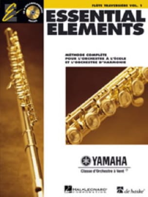 Essential elements - Flûte Volume 1 - DE HASKE - laflutedepan.com