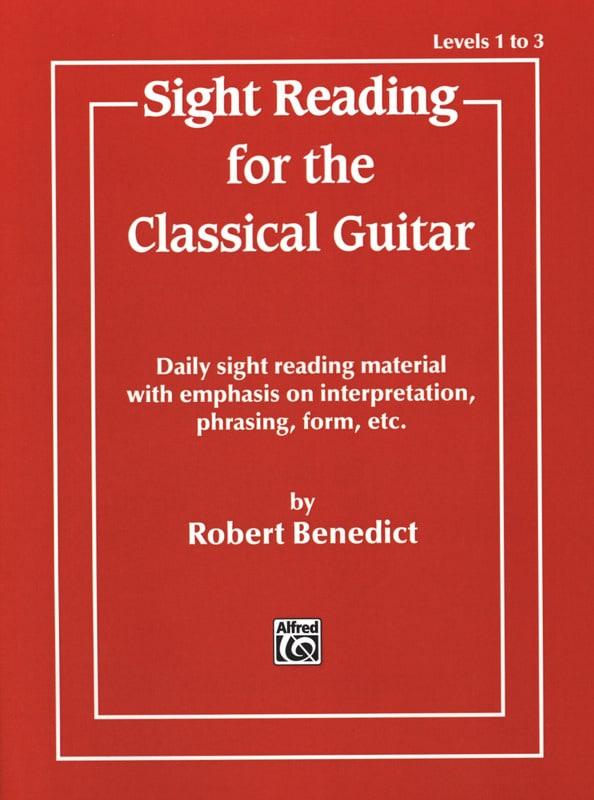 Sight reading for the classical guitar - laflutedepan.com