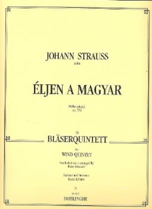 Eljen a Magyar op. 332 -Bläserquintett - Partitur + Stimmen - laflutedepan.com