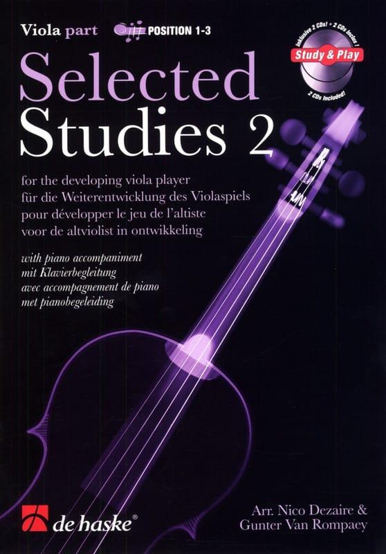 Selected Studies Volume 2 - Alto - laflutedepan.com