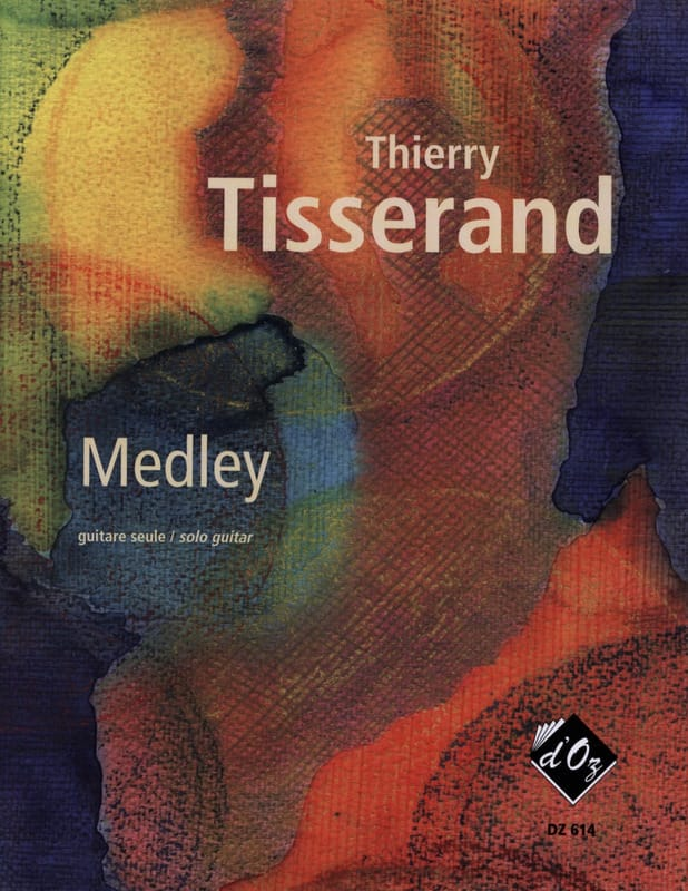 Thierry Tisserand - Medley - Partition - di-arezzo.co.uk