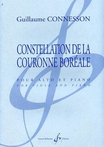 Guillaume Connesson - Constellation de la couronne boréale - Partition - di-arezzo.fr
