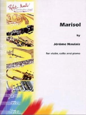 Marisol - Jérôme Naulais - Partition - laflutedepan.com