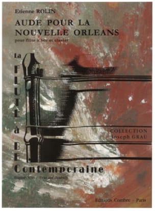 Aude Pour la Nouvelle Orléans - Etienne Rolin - laflutedepan.com