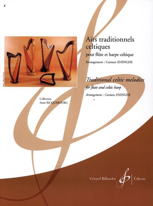 Airs traditionnels celtiques - Partition - Duos - laflutedepan.com