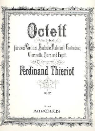 Octuor Op.62 En Si Bémol Majeur - laflutedepan.com