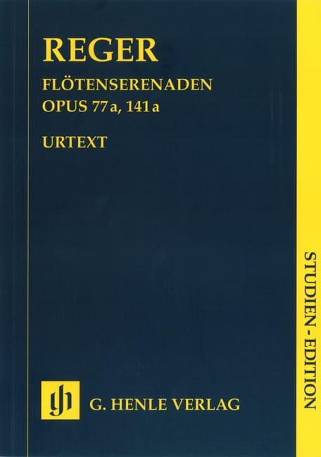 Flötenserenaden op. 77a, 141a - Partitur - laflutedepan.com