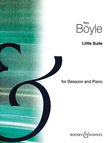 Little suite - Rory Boyle - Partition - Basson - laflutedepan.com