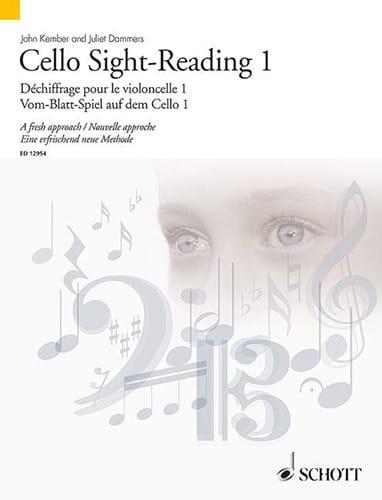 Cello Sight Reading - 1 - laflutedepan.com