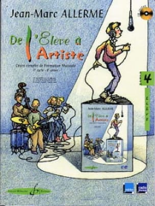 Jean-Marc Allerme - From the Student to the Artist - Volume 4 - Partition - di-arezzo.co.uk