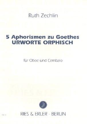 5 Aphorismen zu Goethes - Urworte Orphisch - laflutedepan.com