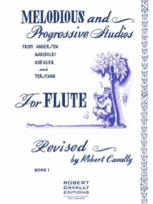 Melodious and Progressive Studies for Flute Book 1 - laflutedepan.com