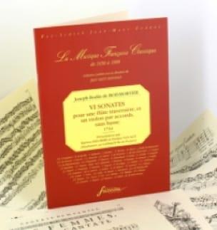 6 Sonates pour flûte traversière, et un violon par accords, sans basse - laflutedepan.com