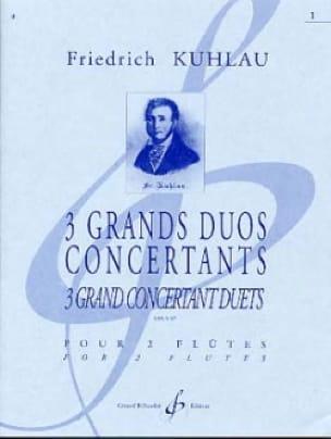 3 Grands Duos Concertants Op. 87 Volume 1 - laflutedepan.com