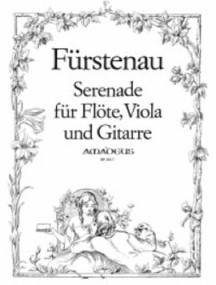 Serenade op. 86 -Flöte Viola Gitarre - laflutedepan.com