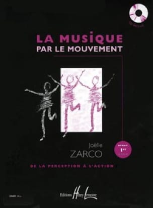 Joelle Zarco - Música por movimiento 2 CD - Partition - di-arezzo.es
