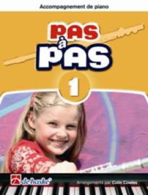 Pas A Pas Flute Volume 1 - Accompagnement De Piano - laflutedepan.com