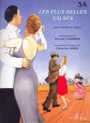 Les plus belles valses - 3A - Vincent Charrier - laflutedepan.com