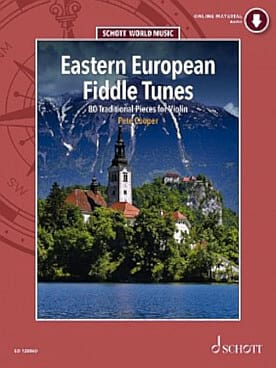 Traditionnel - Eastern European Fiddle Tunes - Partition - di-arezzo.co.uk