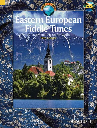 Traditionnel - Eastern European Fiddle Tunes - Partition - di-arezzo.com