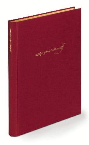 Symphonies -Volume 9 4/11/9 relié - MOZART - laflutedepan.com