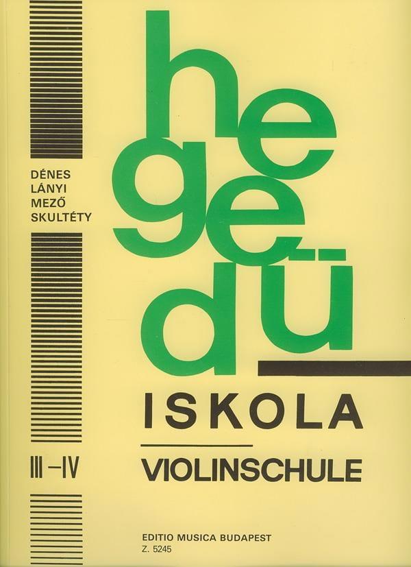 Violin Tutor - vol 3-4 - laflutedepan.com