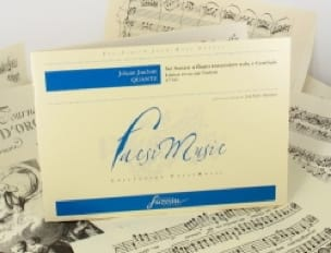 6 Sonate A Flauto Traversiere Solo E Cembalo - laflutedepan.com